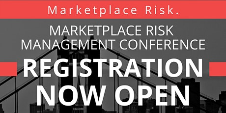 Marketplace Risk Management Conference tickets