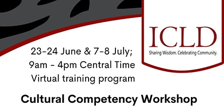 Cultural Sensitivity and Competency tickets