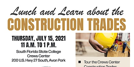 Lunch and Learn for all Contractors of Highlands, Hardee & DeSoto Counties tickets