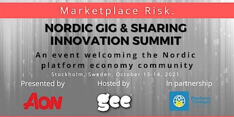 Nordic Gig & Sharing Innovation Summit tickets