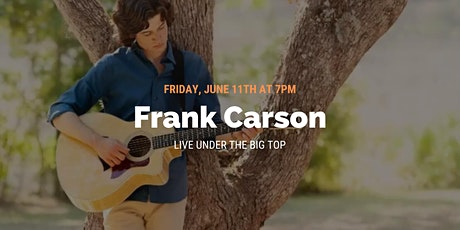 Frank Carson tickets
