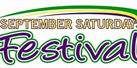 2021 September Saturday Festival ~ Non-food Vendor Registration tickets