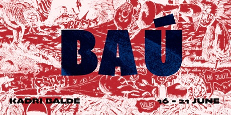 Kadry Balde's BAÚ bilhetes