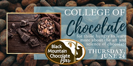 College of Chocolate tickets