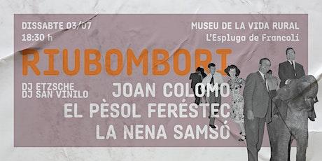 Festival Riubombori 2021 entradas