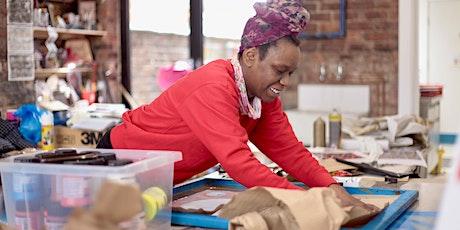 Making It Online: DIY Printmaking for Beginners tickets