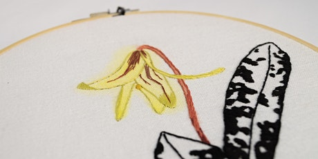 """""""Make it Your Own"""" Embroidery with Marcelina Salazar tickets"""