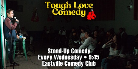 TOUGH LOVE COMEDY SHOW! At Brooklyn's Comedy Club - NYC Comedy tickets