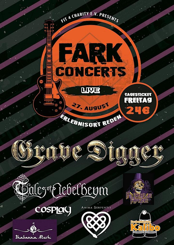 FaRK Concerts Freitag: Bild