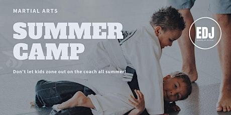 Intensive Kids Summer Camp 2021 tickets