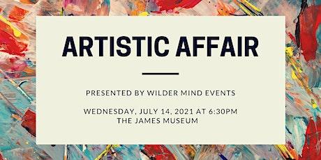 Artistic Affair tickets