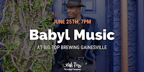 Babyl Music tickets