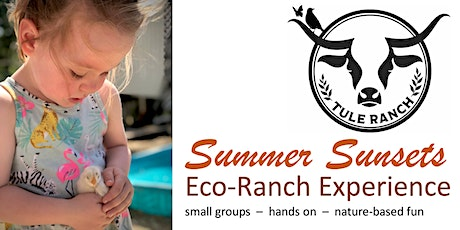 Bay Area Eco-Ranch Tour tickets