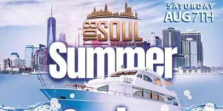 108 Soul Summer Cruise Series tickets