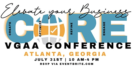 Elevate Your Business C.O.R.E Conference tickets