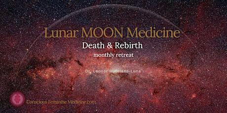 Dark MOON Medicine: Release~Rebirth~Renewal  Online tickets