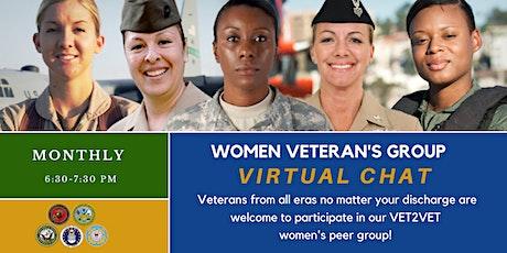 Women Veteran Peer-to-Peer Group tickets