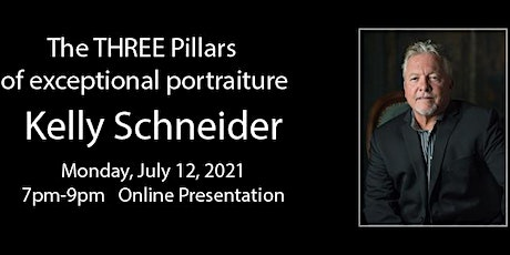 The THREE Pillars of exceptional portraiture with Kelly Schneider tickets