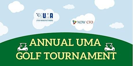 UMA Annual Golf Tournament tickets