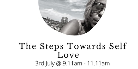 The Steps Towards Self Love tickets