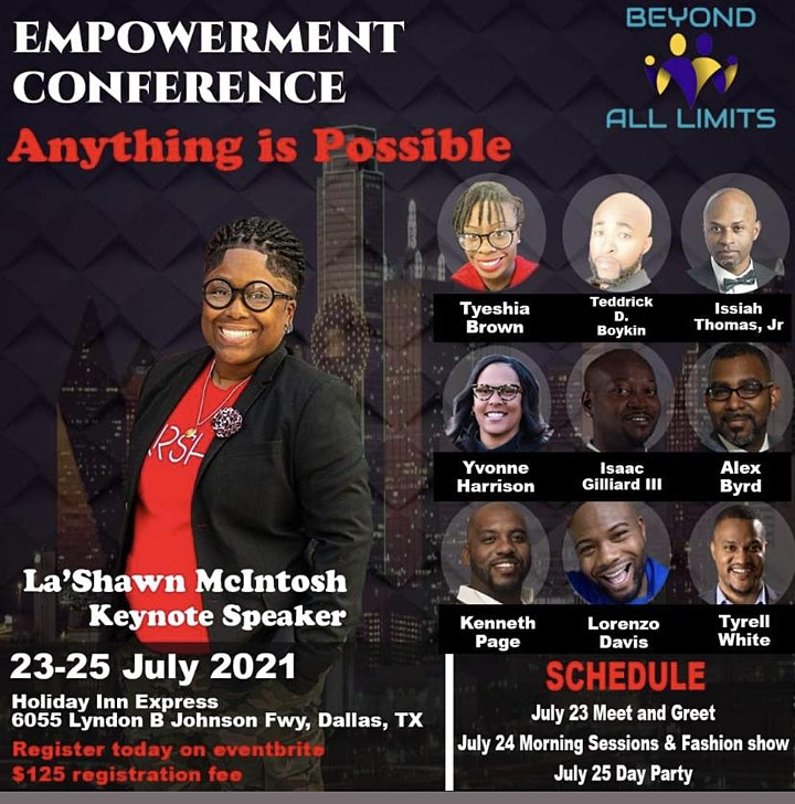 Anything is possible lConference break out sessions image