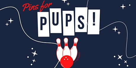 Pins for Pups tickets