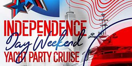 Independence Weekend  Evening Booze Cruise on Thursday, July 1st tickets