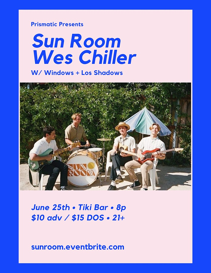 Sun Room // Wes Chiller image