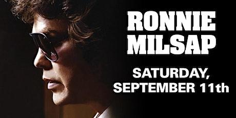 Ronnie Milsap tickets
