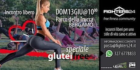 Fitness libero a Parco della Trucca - Bergamo biglietti