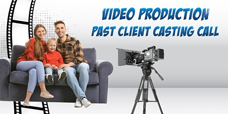 Video Production Casting Call tickets