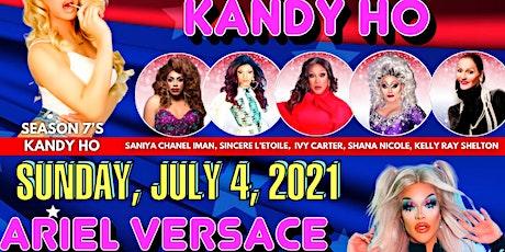 KANDY HO & ARIEL VERSACE AT CLUB RIO! tickets