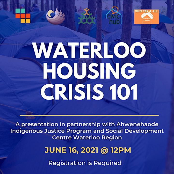 Waterloo Housing Crisis 101 image