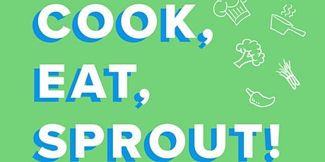 Cook, Eat and Sprout Kids' Cooking Camp with Chef Asata (July 13) tickets