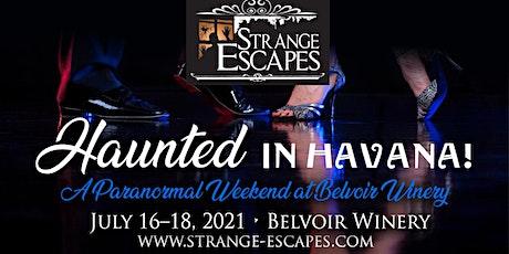 Haunted in Havana tickets
