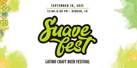 Suave Fest 2021 tickets