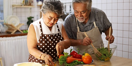Managing Diabetes for Older Adults tickets