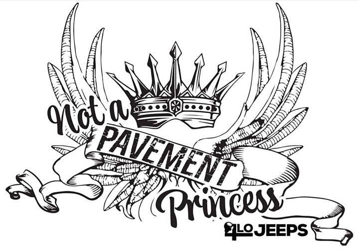3rd Annual Not a Pavement Princess -hosted by Amber Block and 4LO Jeeps image