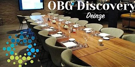 OBG Discovery Oost-Vlaanderen billets