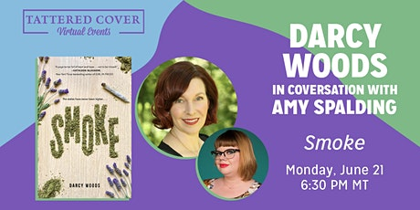 Live Stream with Darcy Woods in conversation with Amy Spalding tickets
