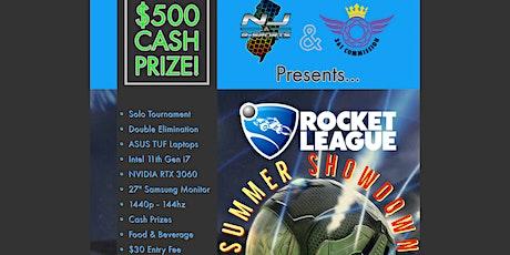 NJ e-Sports - Summer Rocket League Championship tickets