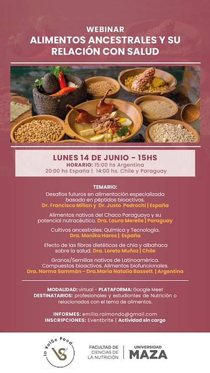 Imagen de Alimentos Ancestrales y su Relación con Salud