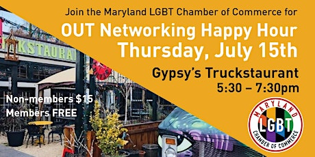 Networking Happy Hour tickets