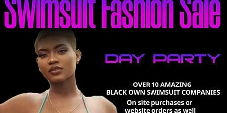 SWIMSUITE FASHION SALE DAY PARTY!! At Mooneys Lounge!! tickets