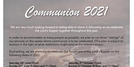 Newcastle Presbyterian Church Saturday Communion Service 26th June tickets