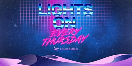 Lights On Every Thursday - The Return tickets