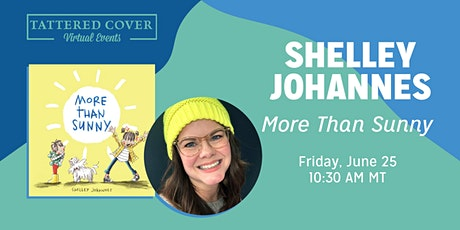 Virtual Storytime with Shelley Johannes tickets