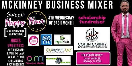McKinney Business Mixer   Sweet Happy Hour tickets