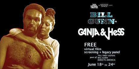 GANJA & HESS: Free Screening & legacy panel discussion tickets