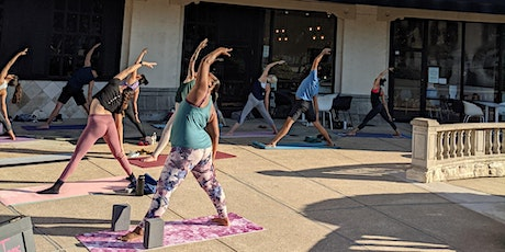 Weekday Summer Series with Yoga Six-West University tickets
